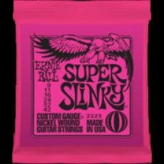 Ηλεκτρικής Ernie Ball Super Slinky